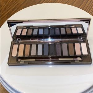 Naked Smoky Pallet eyeshadow Urban Decay makeup